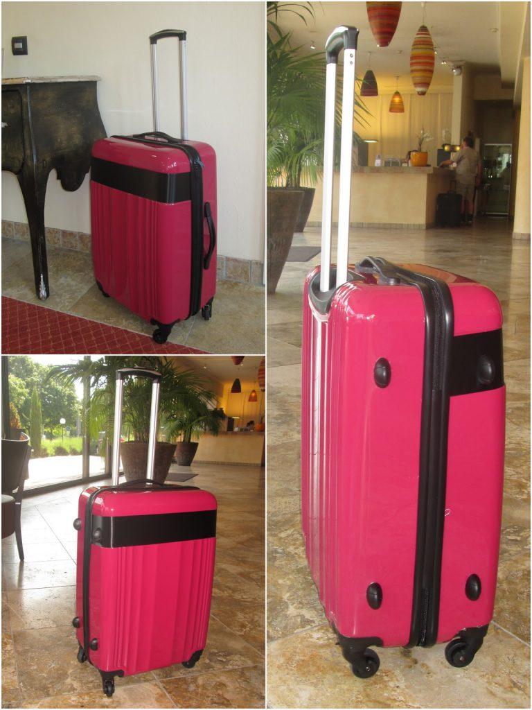 50% price famous brand huge discount Tchibo Koffer auf Reisen - Ari Sunshine