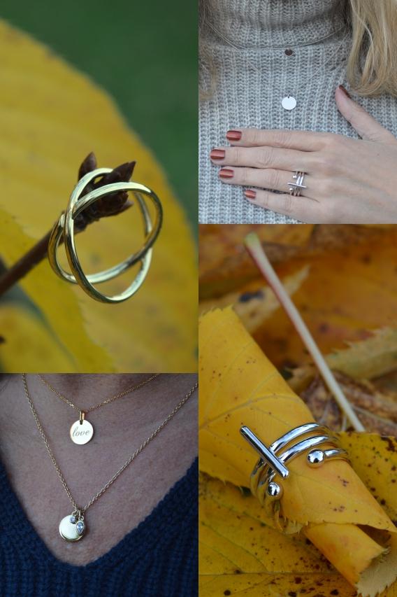 attraktive Designs zu verkaufen ausgewähltes Material Wunderschöner Tchibo Schmuck in Gold und Silber - Ari Sunshine