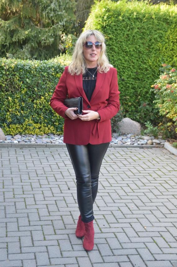 Das italienische Ü50 Model Milva Spina und die die TV-Moderatorin Marlene Lufen