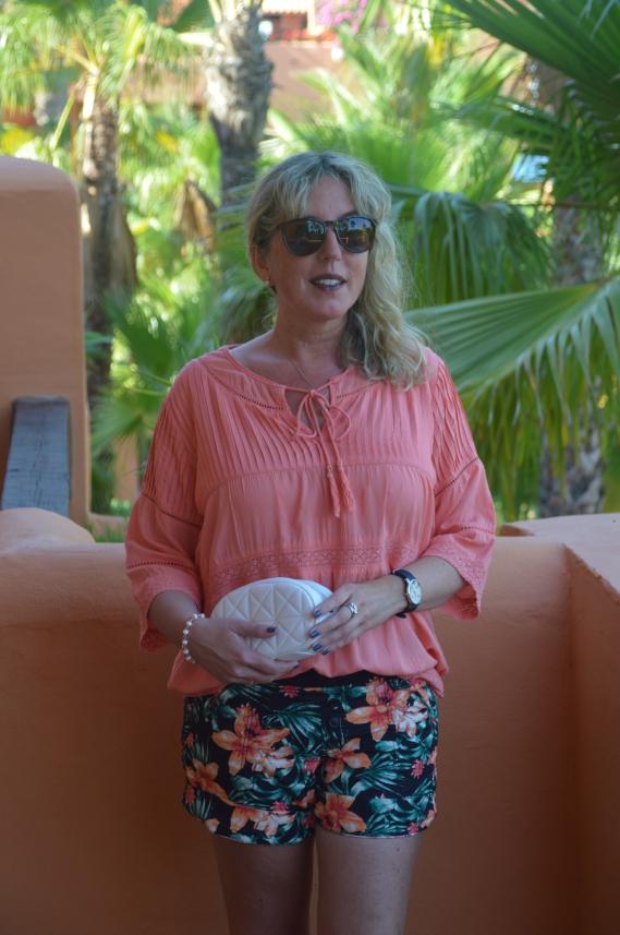 Urlaubslook an der Costa de la Luz