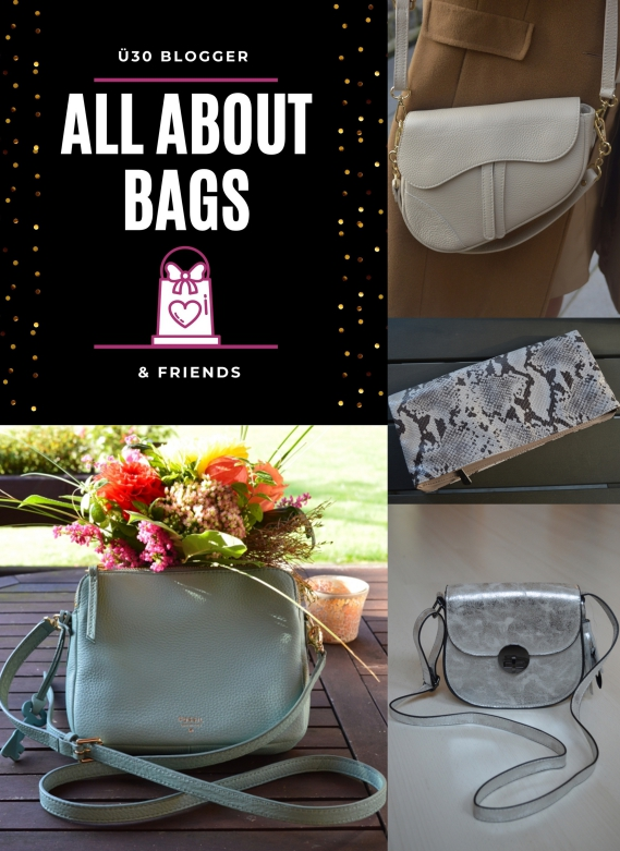 Ü30 Blogparade - All about bags