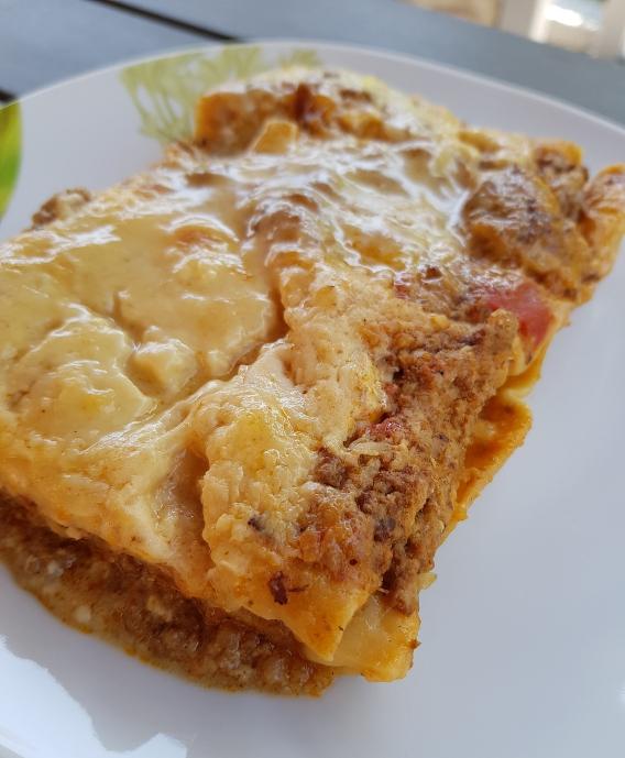 Lasagne mit Rindfleisch