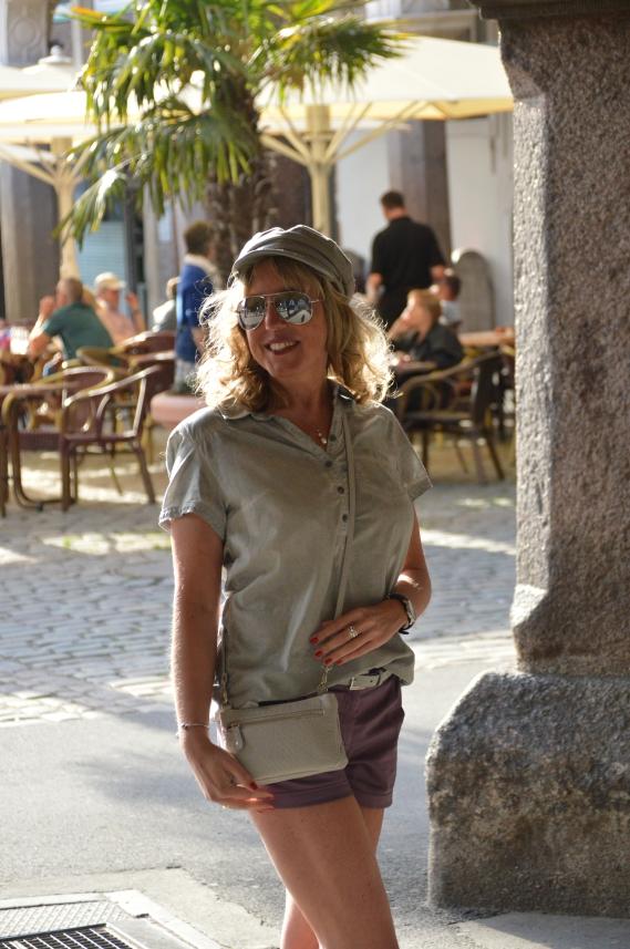 Die neue Ü30 Bloggeraktion Kein Sommer ohne Hut könnte für mich nicht passender sein