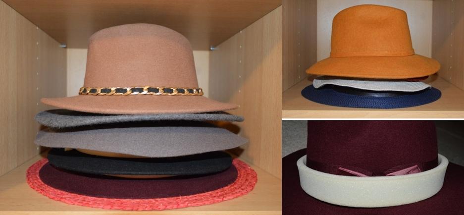 Wo ich meine Hüte aufbewahre