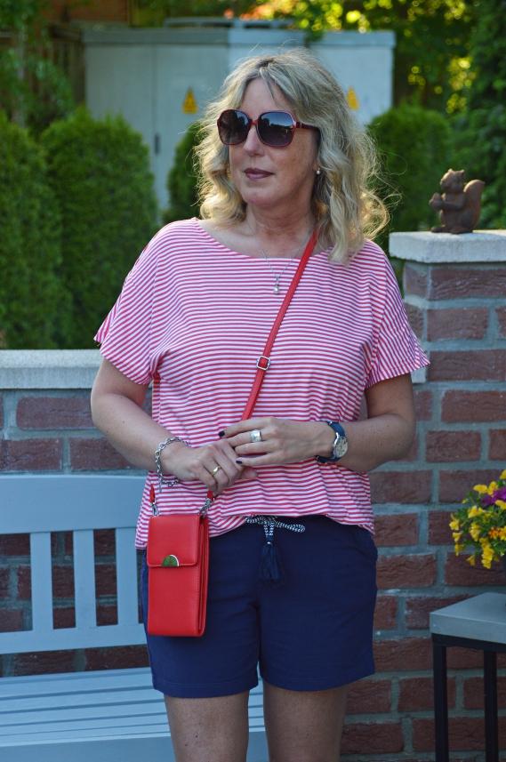 Aber auch in der aktuellen Modekollektion gibt es einige Shorts, die für den Sommer ideal sind