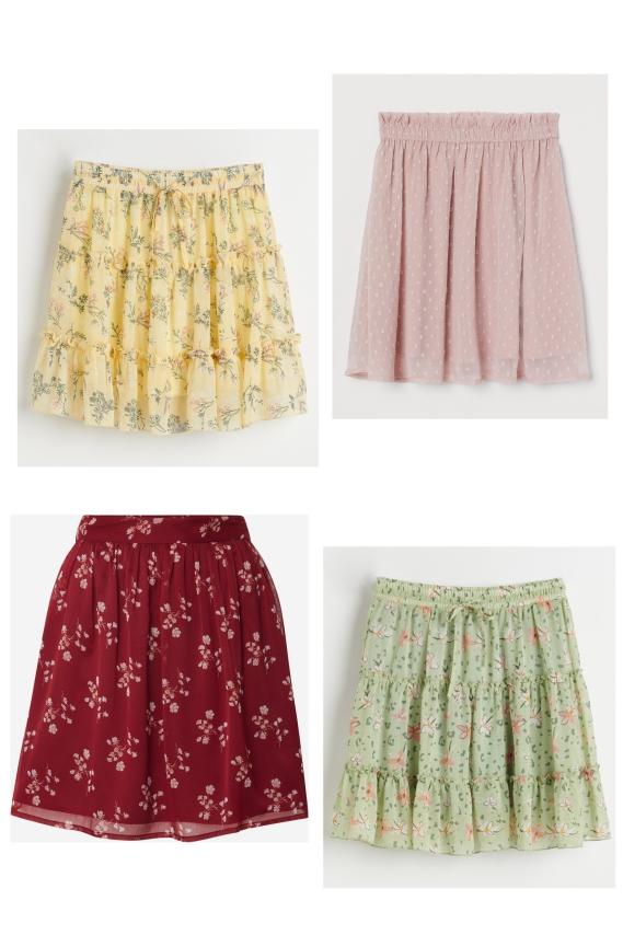 Der Sommer rockt - Meine neuen Sommerröcke zu Schnäppchenpreisen