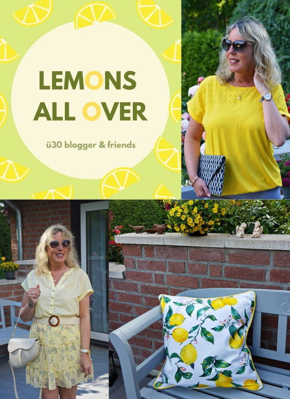 Ü30 Blogparade - Lemons all over