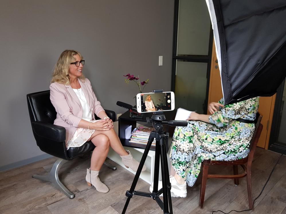 Am Donnerstag fand mit mir ein Videodreh mit Interview in Hamburg bei der PR-AgenturYamaoka Brodmeier statt.