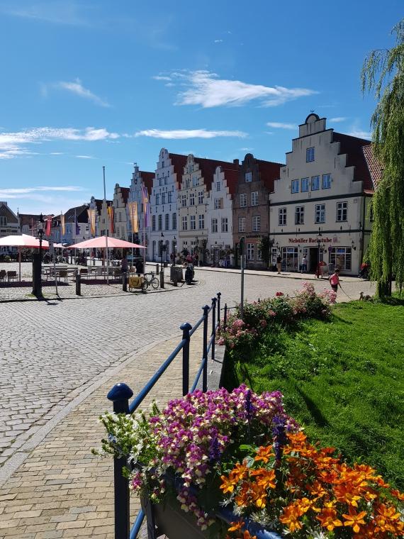 Holländerstadt Friedrichstadt - Klein Amsterdam