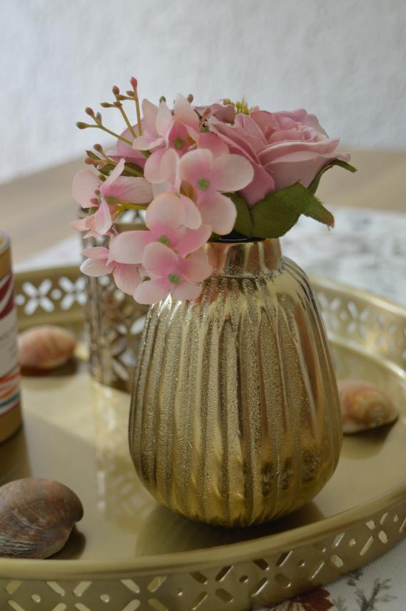 goldene Vase Knutzen