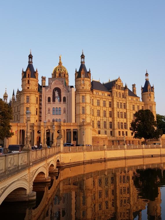Kurzurlaub in Schwerin