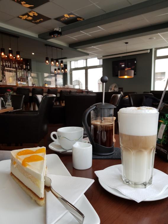 Falls Ihr die Lutherstadt Wittenberg mal besucht, kann ich Euch noch ein tolles Café empfehlen, nämlich das Café BitterSuess.