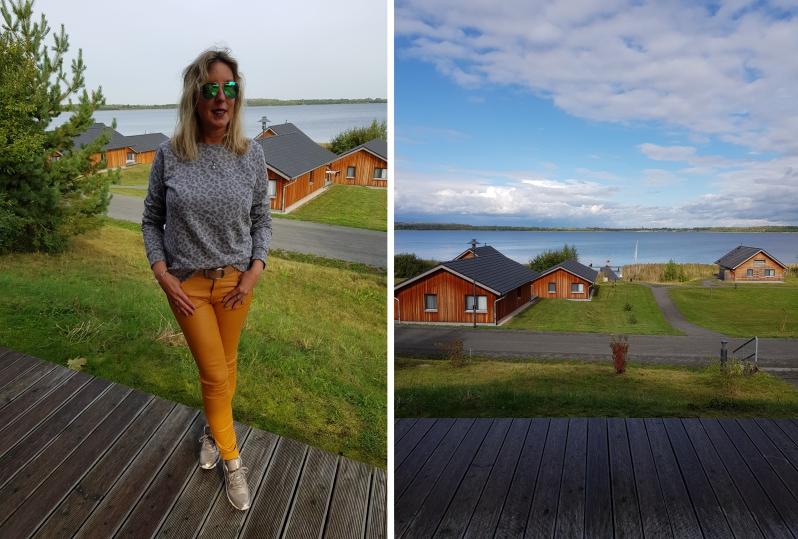 Ferienhäuser des See- und Waldresorts Gröbern