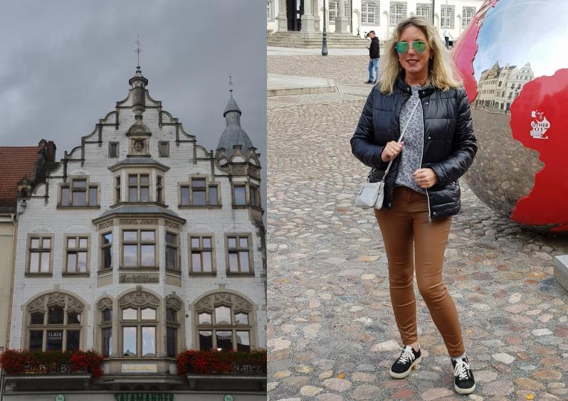 Lutherstadt Wittenberg ist eine Reise wert