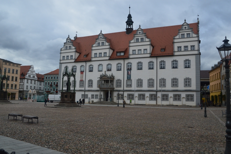 Lutherstadt Wittenberg in Sachsen-Anhalt