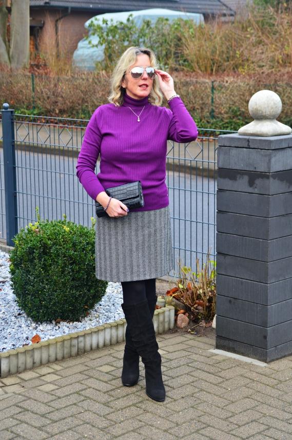 Gerry Weber Outfit aus der aktuellen Winter Kollektion