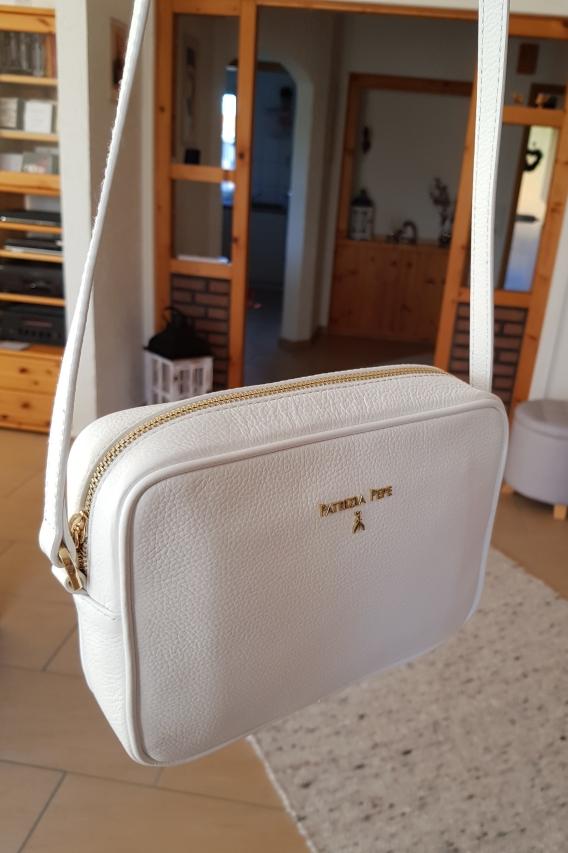 Leder Tasche von Patrizia Pepe