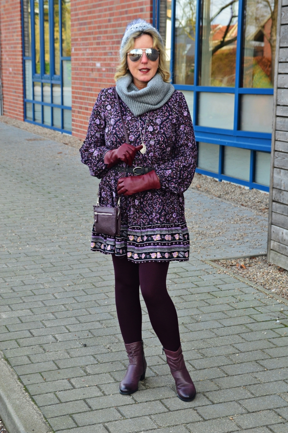 Caprice Stiefeletten in Bordeaux von Schuhe24.de