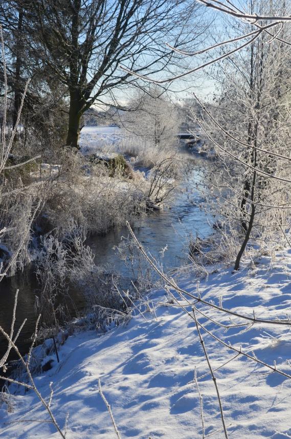 Winterwunderland in Norddeutschland