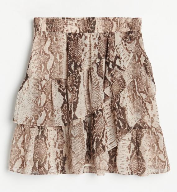 Diese drei Röcke schnäppte ich im RESERVED Onlineshop