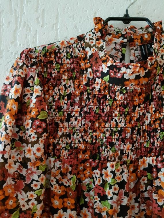 Blumenkleid Vero Moda