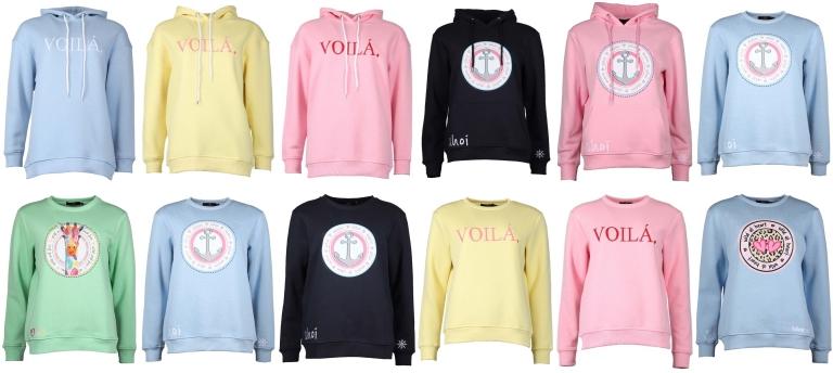 Sweatshirts und Hoodies bei Zwillingsherz