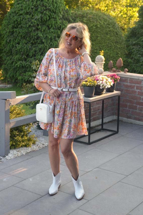 Kurzes Kleid H&M