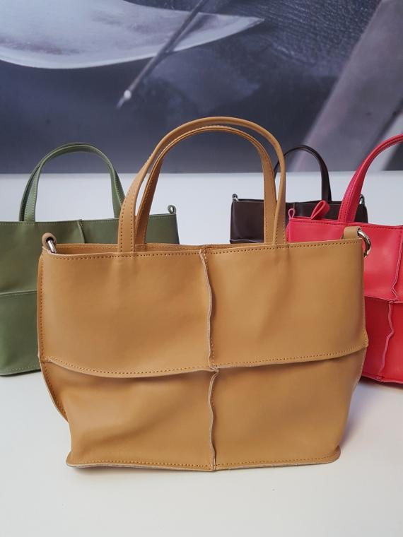Handtasche COSI im Patchworklook