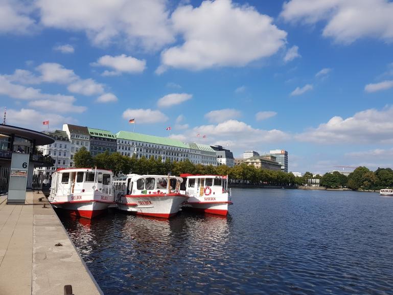 Hamburg ist eine wunderschöne Stadt, die so viel zu bieten hat