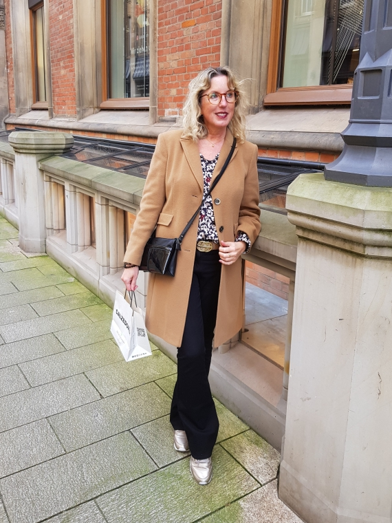 Flared Jeans Trend Herbst Winter